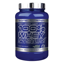 100% WHEY PROTEIN - SCITEC NUTRITION 920g