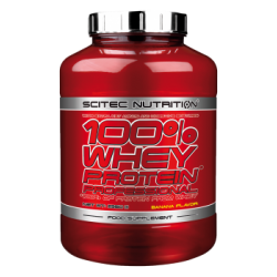 100% WHEY PROTEIN PROFESSIONAL - SCITEC NUTRITION 2350g