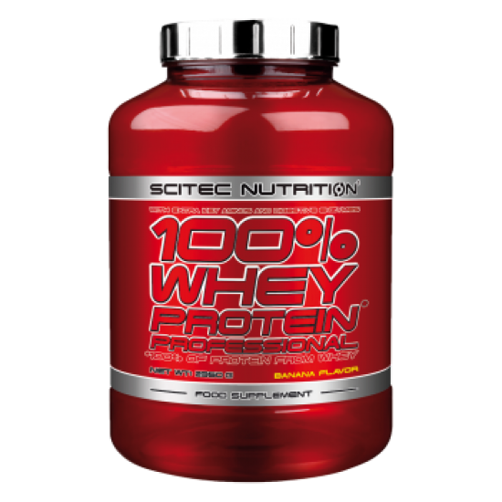 100% WHEY PROTEIN PROFESSIONAL - SCITEC NUTRITION 2820 g