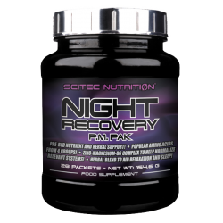 NIGHT RECOVERY - SCITEC NUTRITION 28 sáčkov