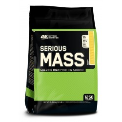 Serious Mass - Optimum Nutrition 5450g