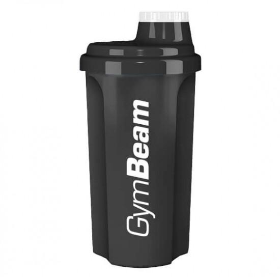 Šejker čierny 700 ml - GymBeam