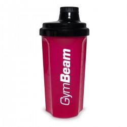 Šejker červený 500 ml - GymBeam