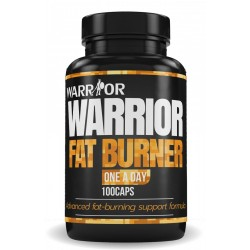 Spaľovač tukov Warrior 100 kaps - WARRIOR