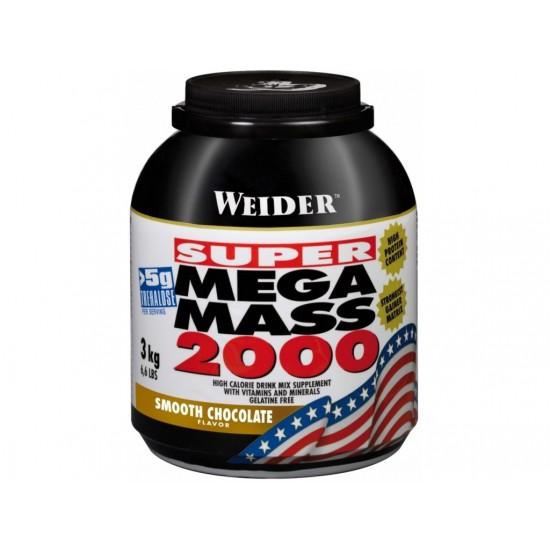 Super Mega Mass 2000 - WEIDER 3000g