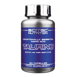 TAURINE 90 KAPS - SCITEC NUTRITION