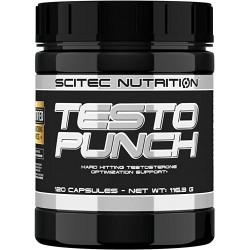 TESTO PUNCH 120 KAPS - SCITEC NUTRITION
