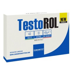 TestoROL 40 tab - Yamamoto