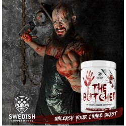 The Butcher 525 g - Swedish Supplements