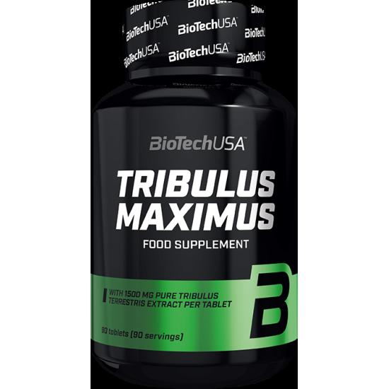 Tribulus Maximus 90 tab - BIOTECH USA