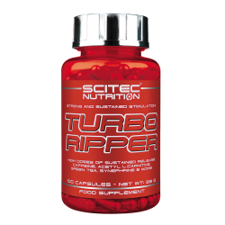 TURBO RIPPER 100 KAPS - SCITEC NUTRITION