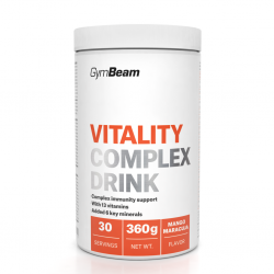 Vitality Complex Drink 360 g - GYMBEAM