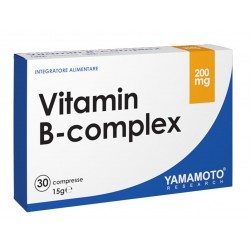 Vitamin B-Complex 30 tab - Yamamoto