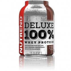 DELUXE 100% WHEY - NUTREND 2250g