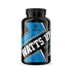 Watts up - Swedish Supplements 60 kaps