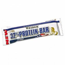 Weider 32% Protein Bar - WEIDER 60g