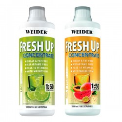 Weider Fresh Up Classic - WEIDER 1000 ml