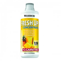 Weider Fresh Up + L-Carnitine - WEIDER 1000 ml