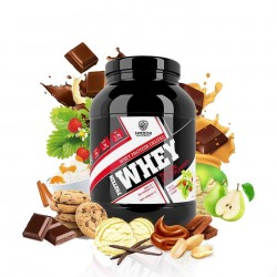 Whey Protein Deluxe - Swedish Supplements 2000g