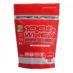 100% WHEY PROTEIN PROFESSIONAL - SCITEC NUTRITION 500g