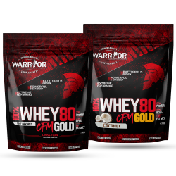 Whey WPC80 CFM GOLD 1000g - WARRIOR