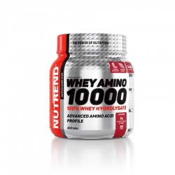 WHEY AMINO 10000 100 tabs - NUTREND