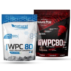 WPC 80 WHEY Protein 1000g - WARRIOR