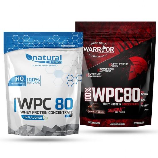 WPC 80 WHEY Protein 1000g - WARRIOR